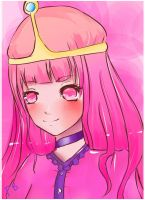 Princess bubblegum by Samichii
