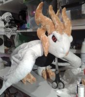 Mikhail Dragon WIP 2 by Forge-Your-Fantasy