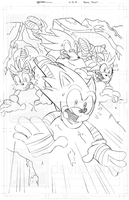 Sonic Boom cover by NinjaHaku21