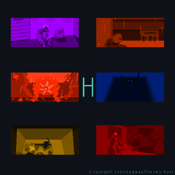 Upcoming game: H by JohnSegway