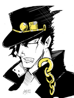 Yare yare daze by ReluctantZombie
