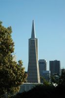 Transamerica Pyramid II by choney25