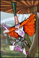 MAD HATTER by fabfactor