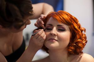 Me at work by JosephineJonesMUA