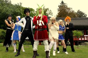 We are Fairy Tail by LunaLuferr