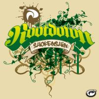 Rootdown T-Shirt by shokenshin