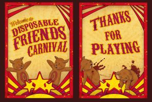 Carnival Signs by danzr4ever