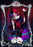 The Jester: Chance or Fate? by instant-moka