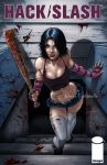Hack Slash issue 3 by VinRoc