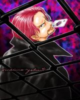 Shanks-STRONGWORLD by Paula-Ane