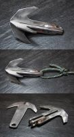 grappling hook prototype by graemo