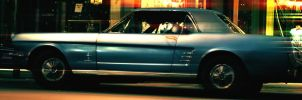 66 Mustang Coupe by Projecta6