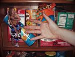 Pantry Panic by thethumbelinaproject