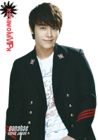 Super junior donghae render by xshawolviVIPx