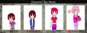 Age Meme - Nate by EpicPrincessofDoom