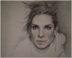 SANDRA BULLOCK finalStep_color by cmg2901