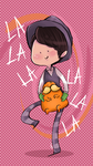 Once-ler and Lorax by Iddle-Diddle