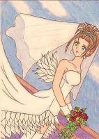 Yuna's wedding by dagga19 by dagga19