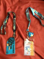 Brony and Sonic Keychain by Blackwind06