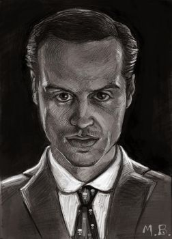 James Moriarty by Kommissarito