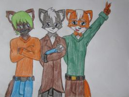 Male Ocs by WolfODonnellover