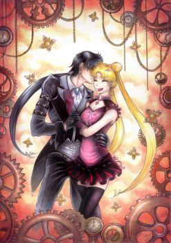 Sailor Moon Wish Picture by Dylan-Virtue2Vice