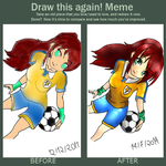 That Draw this again! meme by LizaPicture