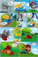 crash comic page 13 by Bgm94