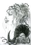- Lilith - Roses and Brambles - by ooneithoo
