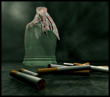 Cigarettes and Alcohol by Re-written