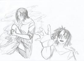 SnK:I'm evil so I draw SPOILERS by REMAINfaithful