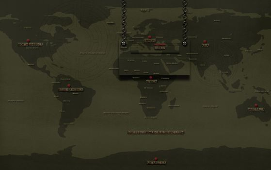 Awesome Military Earth Map Tut by haziran87