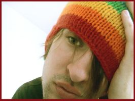 Rainbow Toque by glassonion14