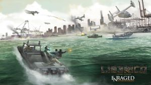 Liberico Harbor Battle by xvortexbladex