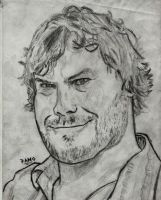 Jack Black by Famo23
