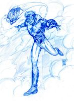 Booster Gold by hyperjack08
