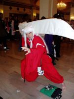 BEST PHOTO OF InuYasha by GodzillaD1