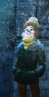 And Then It Snowed by Ghostey