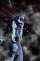 DotA 2 - Vengeful Spirit - Stay alert! by MilliganVick