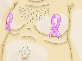 Breast Cancer Awareness by papuruikazuchi