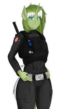[Commission] Dart the rogue one by Pabloracer1