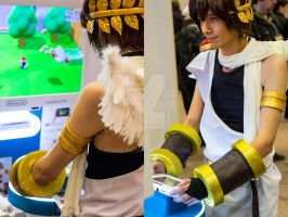 Pit (Kid Icarus) Cosplay #0 by Echolox