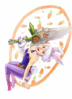 Battle Bunny Riven by OlchaS