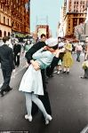 Sailor's Kiss by RMS-OLYMPIC