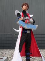 Yugioh Cosplay Kaiba's Pride by YUGIOHPASSIONCOSPLAY