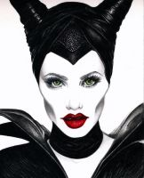 Maleficent by LCArtDesign
