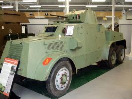 leyland armoured car by Sceptre63