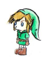 Chibi Link by Canyx