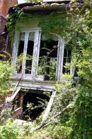 Old Burned Down Home 002 by poeticthnkr
