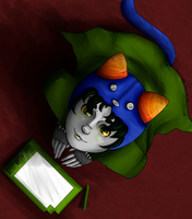 Male Nepeta by Star0127